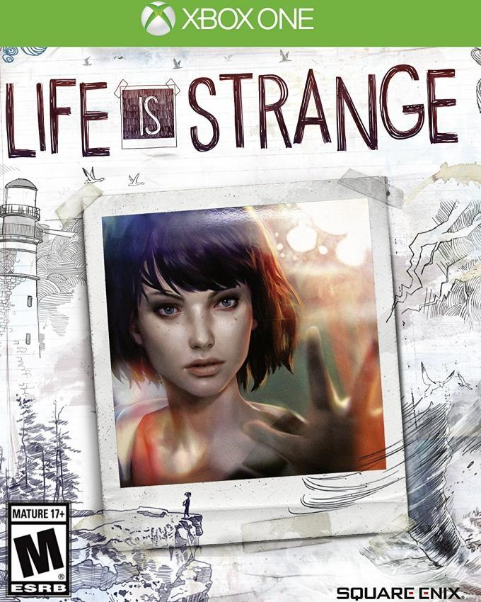 Life is Strange - Gaming CD For Xbox one