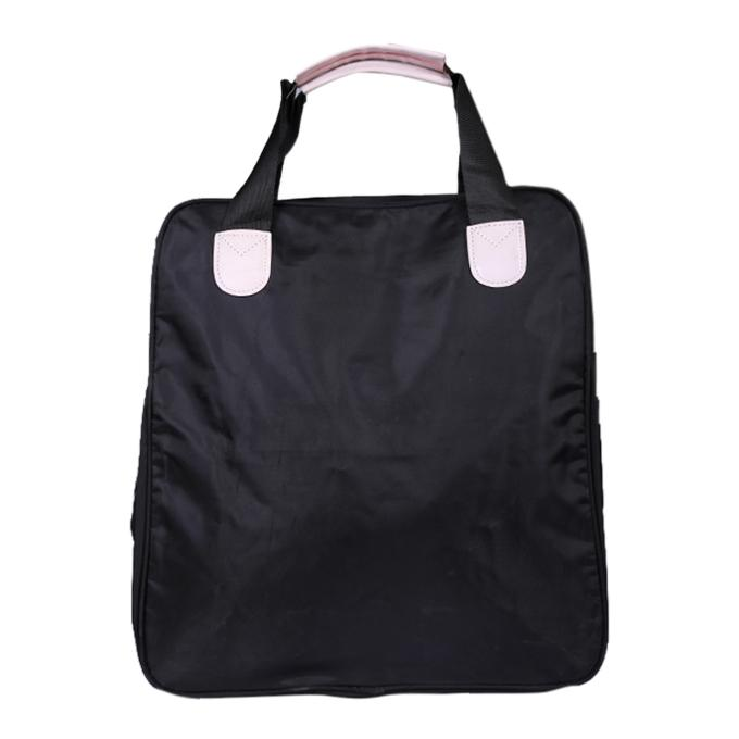 Polyester Travel Bag For Men - Black