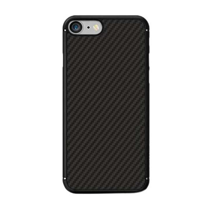 Synthetic Fiber Case for iPhone 7 - Black