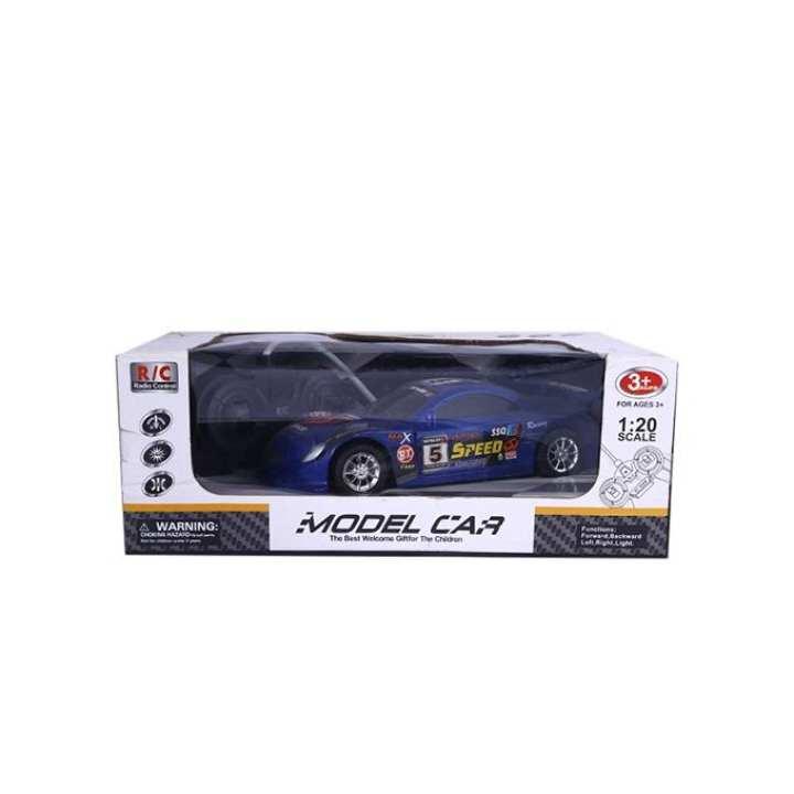 Remote Control Car Super Speed - Blue