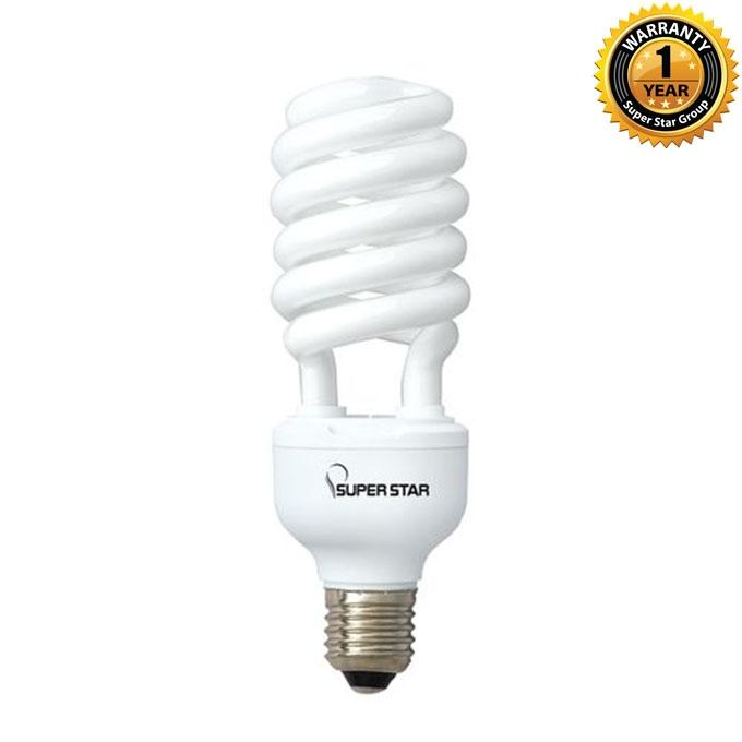15W SP 9mm B-22 CFL Power Saver Bulb - Daylight