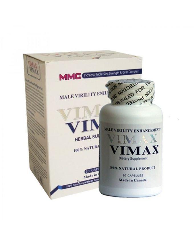 Vimax Penis Enlargement Capsule