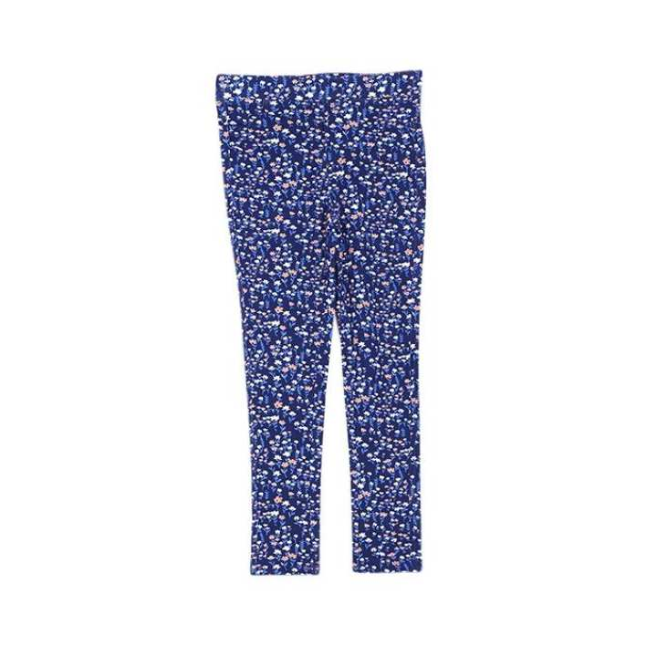 Multicolor Cotton Trouser for Girls