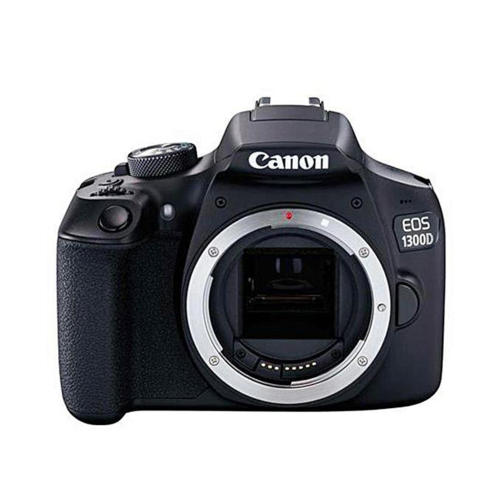 1300D - 18 0 MP - DSLR Camera (Body Only) - Black