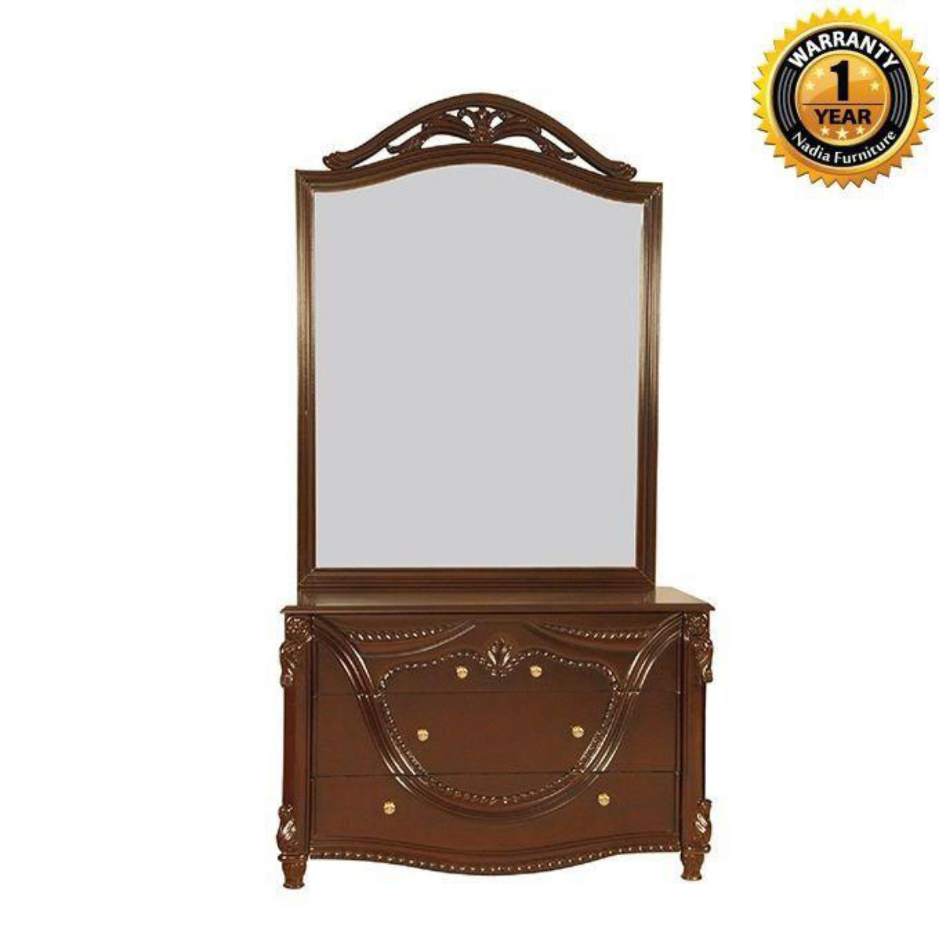 NFL-D-0135 Italy Dressing Table - Glossy R/C Lacquer
