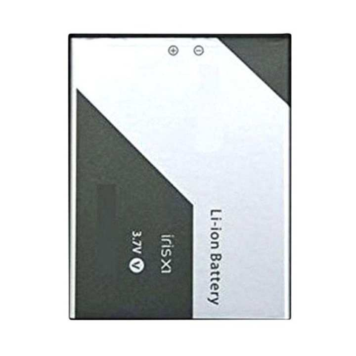 Replacement Battery for Lava X1 - Black
