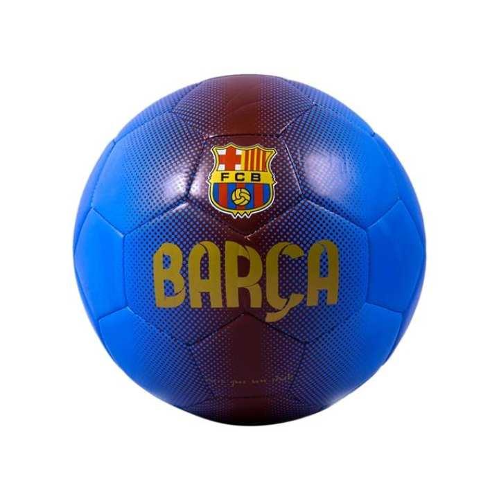 Barca Club Football Size 5 - Blue