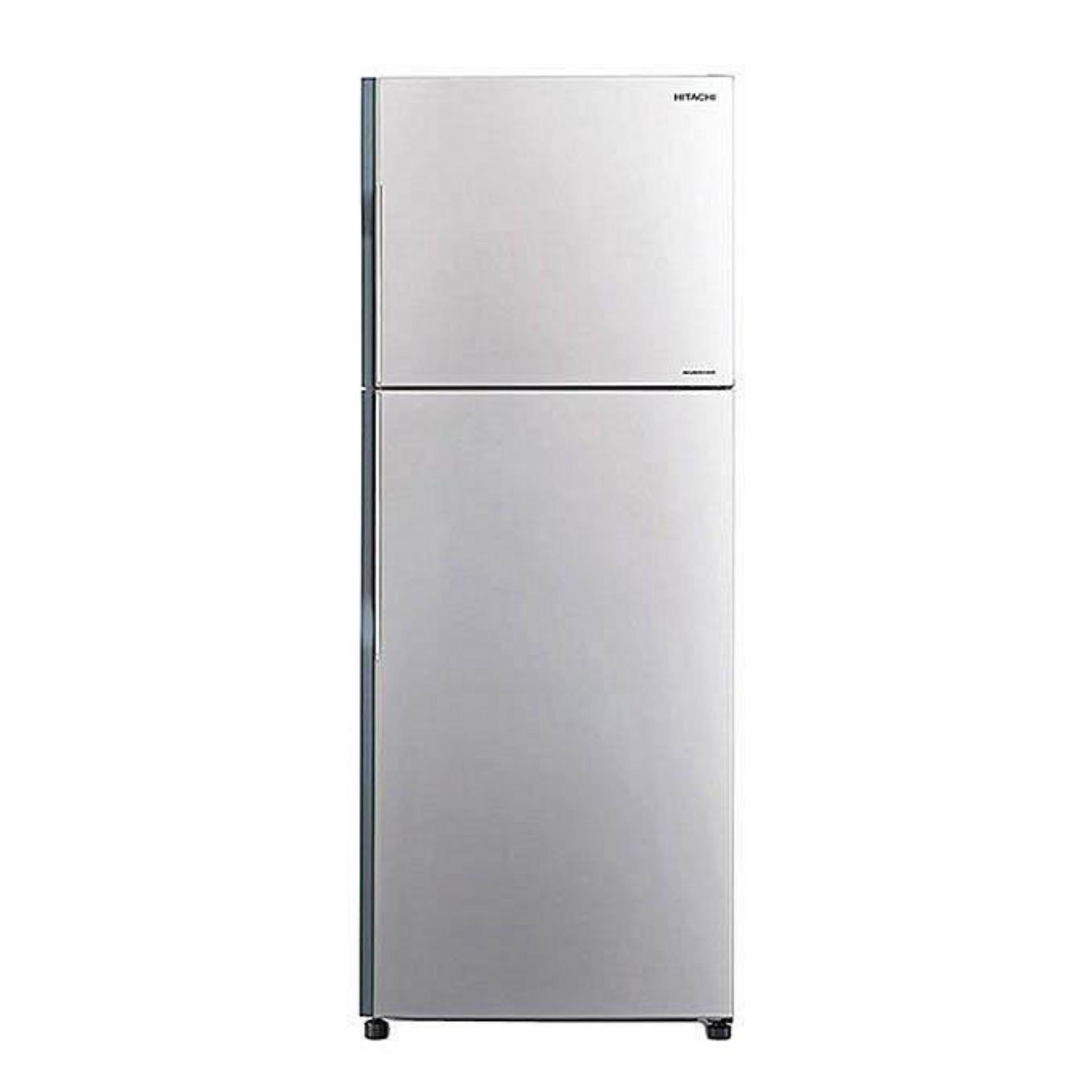 Hitachi R H350p4m Sls Top Mount Refrigerator 318l Silver