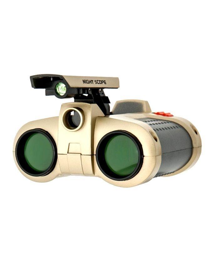 Night Scope Binoculars 4x30 Telescope - Gold
