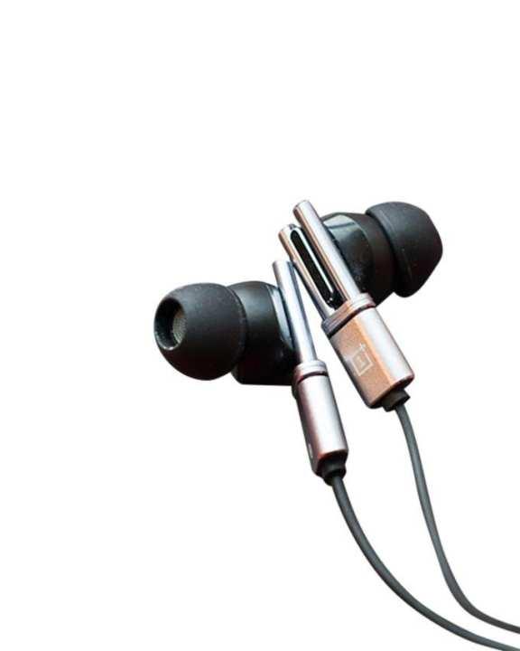 In-Ear Earphone - Golden