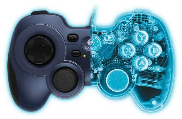 F310 - USB Gamepad - Blue