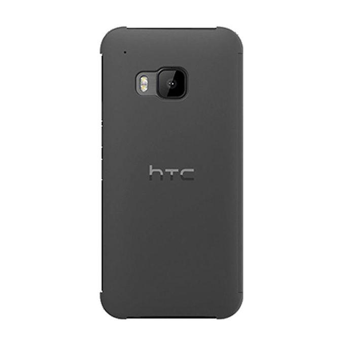 Back Case Cover HTC One M9 - Black