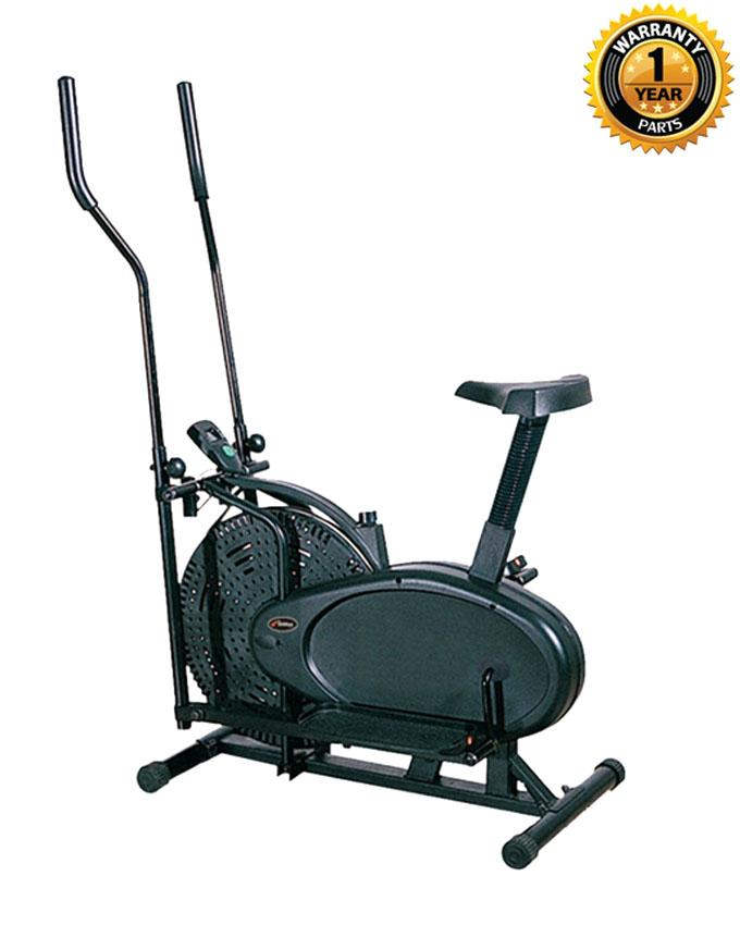 ET-ORB16 Orbitrac Exercise Bike – 25kg - Black