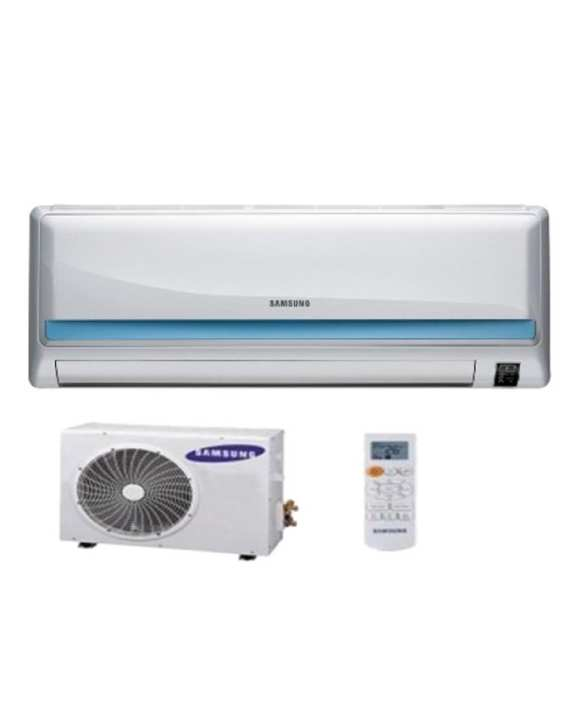Samsung AS-18UUQN Split Airconditioner 1.5 Ton - White