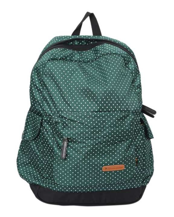 Polystar Backpack For Women - Sea Green