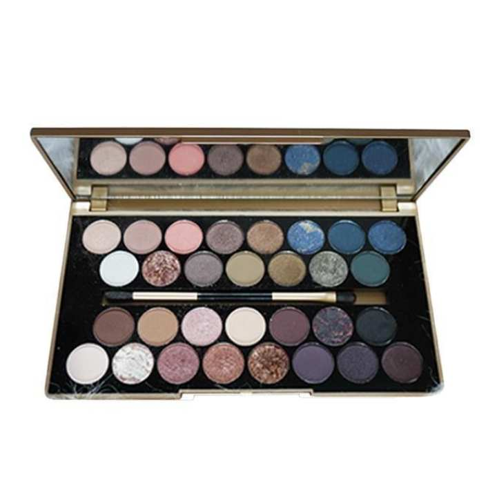 Makeup Revolution Fortune Favours The Brave Eyeshadow Palette - 30 Shades