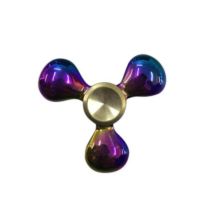 Metal Tri Fidget Spinner – MultiColor