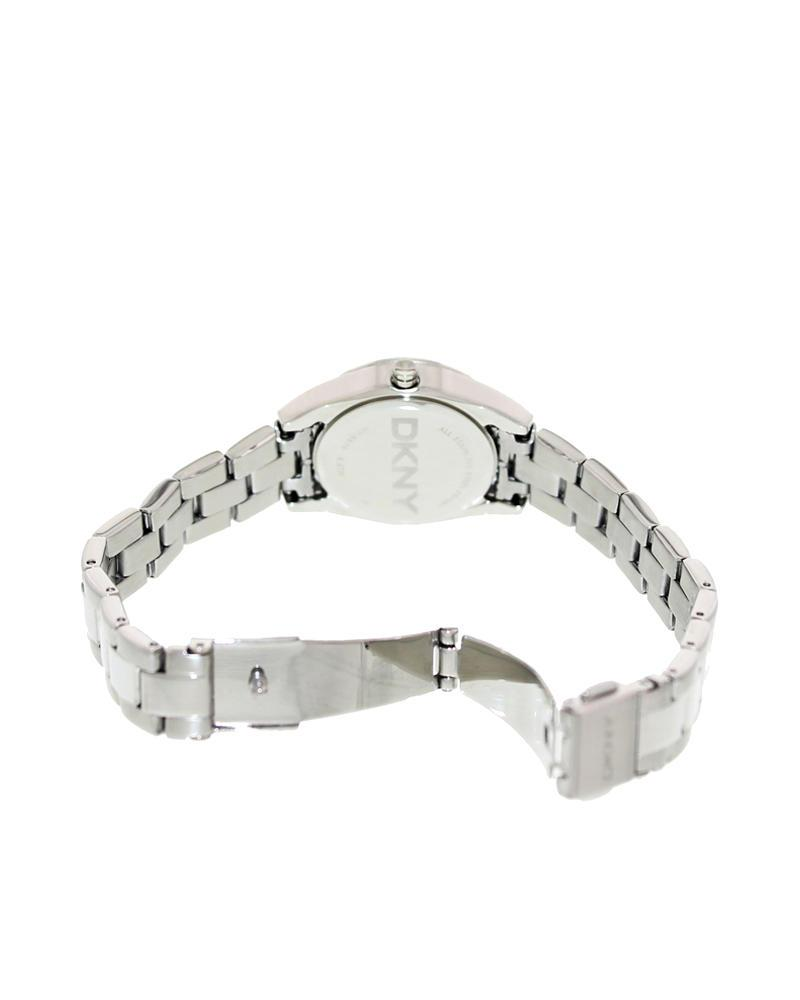 Stainless Steel NY8619 Wrist Watch - Silver