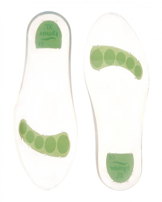 Full Silicone Insole - Transparent