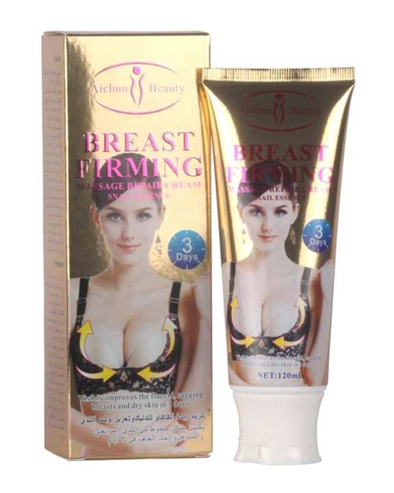 Breast Firming  Massage Repair Cream With Snail Essence