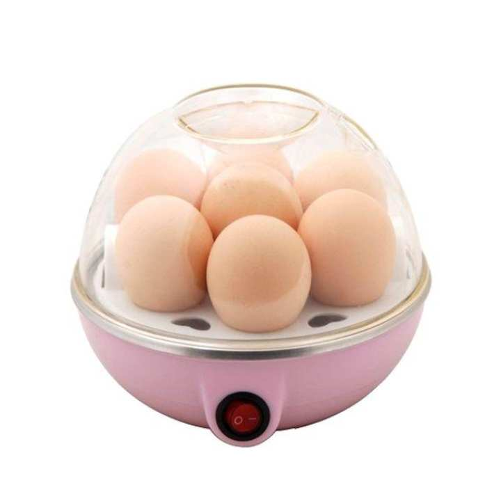 Electric Egg Boiler - 350W - Pink