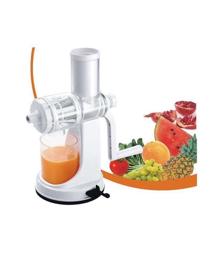 Fresh Juice Maker - White