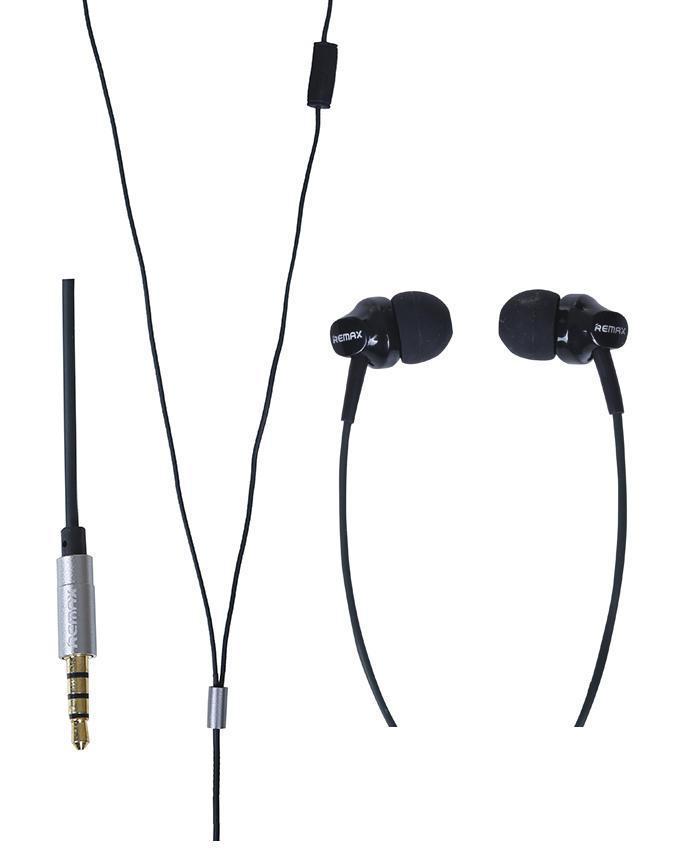 RM-501 In-Ear Earphone - Black