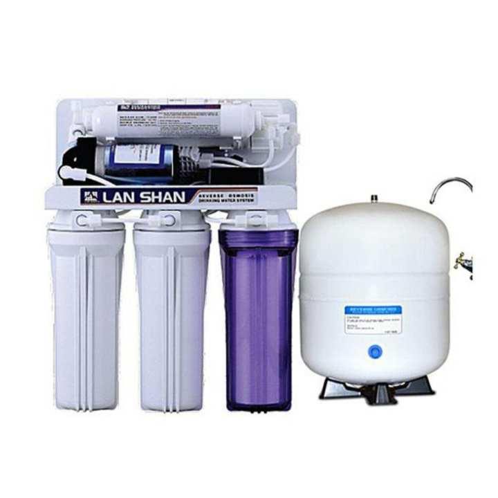 LSRO 101BE Lanshan Reverse Osmosis Drinking Water Purifier - White