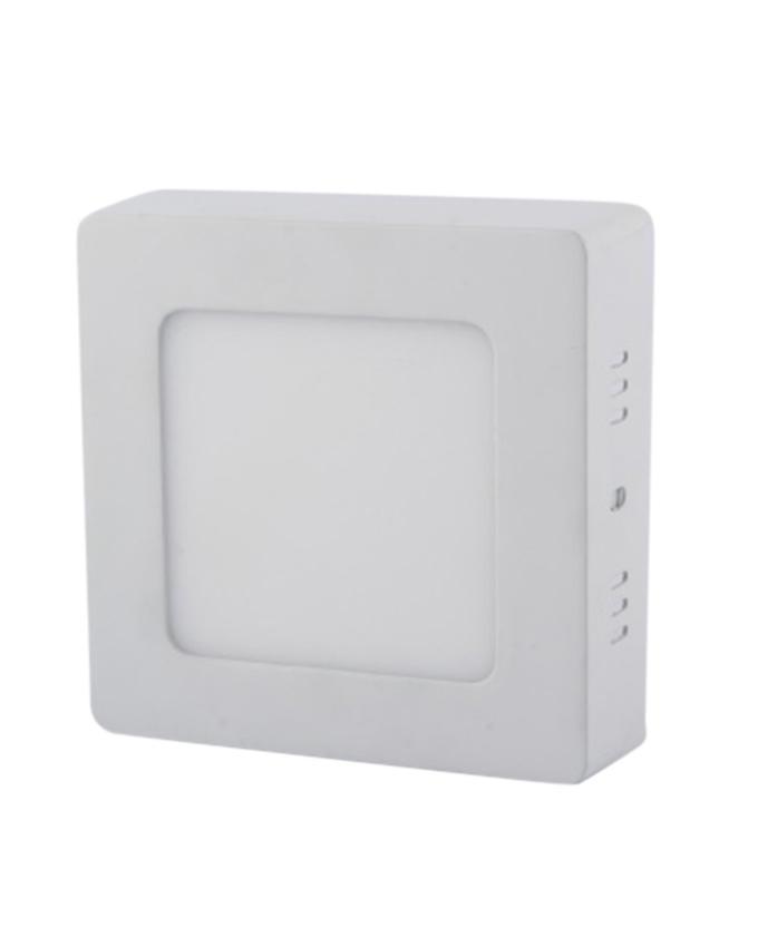LED Square Recessed Ceiling Panel - 6W