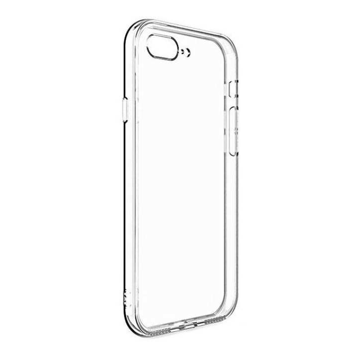 TPU Silicon Back Case for iPhone 8 - Transparent
