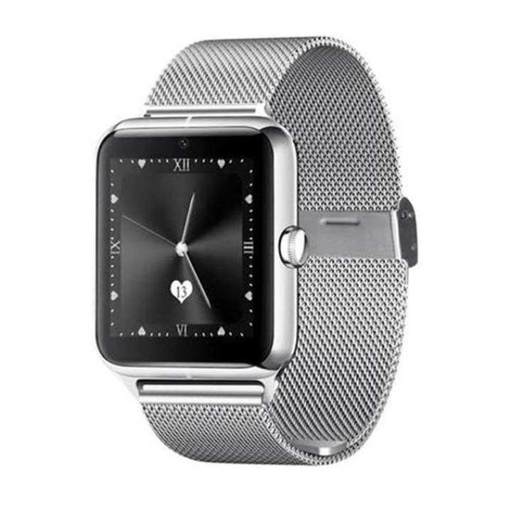 Z50 Single SIM Smartwatch - Silver