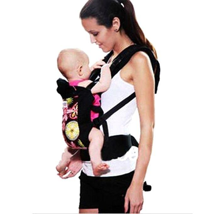 6 in 1 Baby Carrier - Multi-color