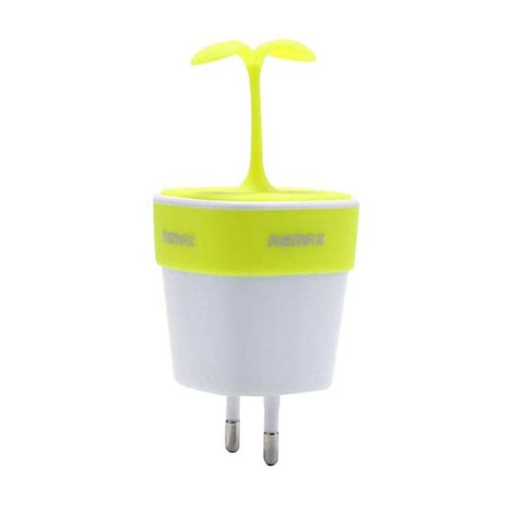 RP - U27 Sapling Series Charger - White and Green