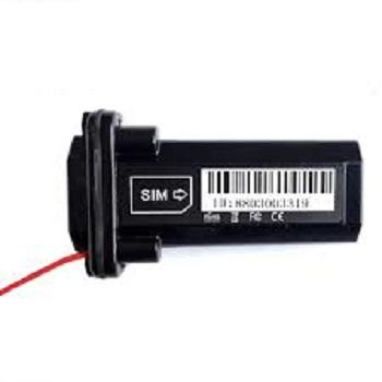 mini cheap motorcycle car vehicle gsm alarm gprs auto gps tracker scooter  track tracking locator listeners st-901 a8 gt06-Black