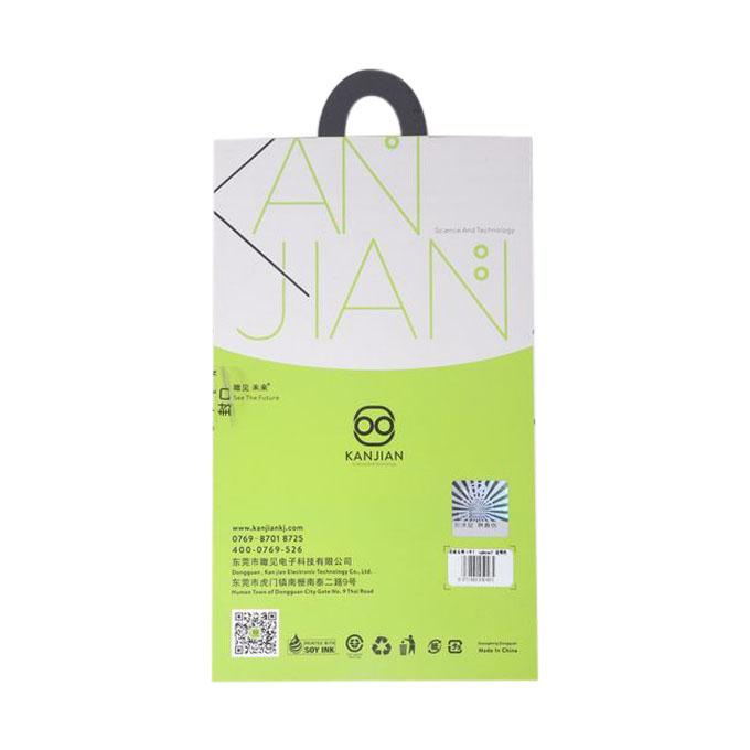 Kanjian Back Cover For iPhone 7 - Tansparent