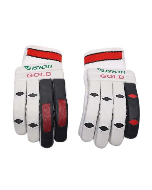 Hand Gloves - White and Black