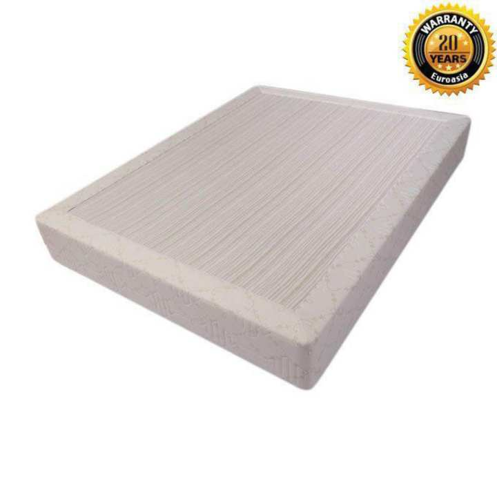 """Euro Divan – 78""""x66"""" - Foreign Fabrics (without Head Board)"""