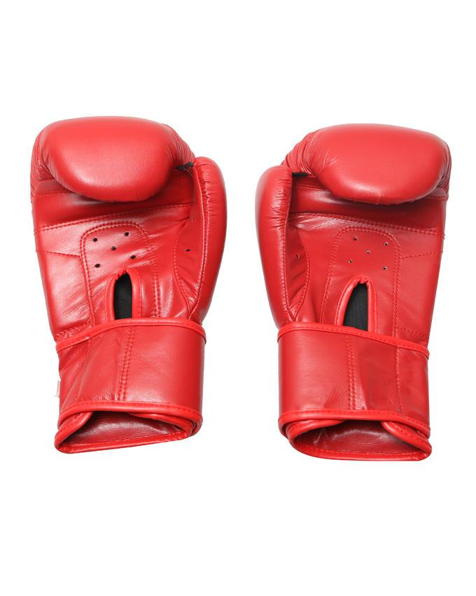 Professional Boxing Gloves - Red
