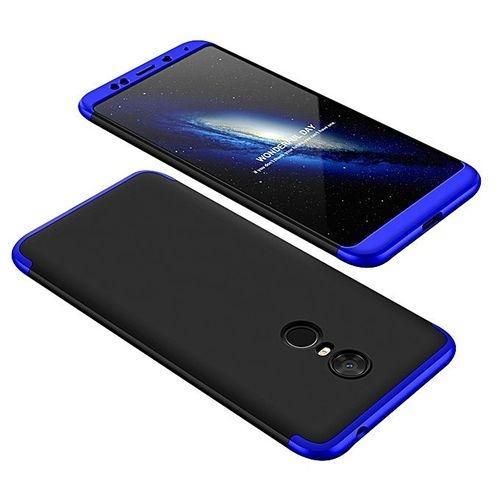the latest 9fd57 aeb34 Xiaomi Redmi 5 360 Degree Back Cover - Blue and Black