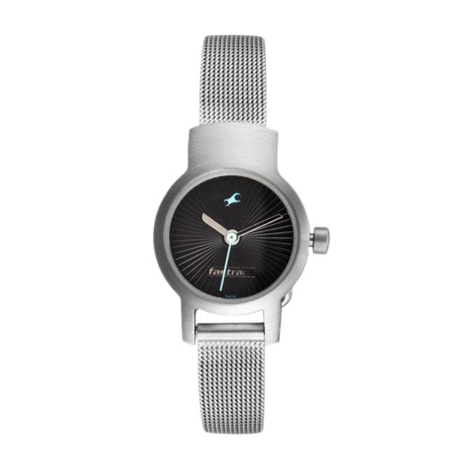 2298SM03 Stainless Steel Analog Watch For Women - Silver