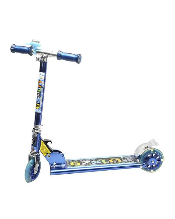 XLM-2001S Scooter - Blue
