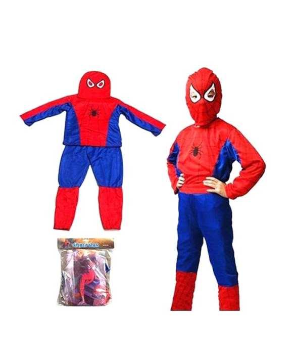 Spider-Man Kids Costume - Multicolor