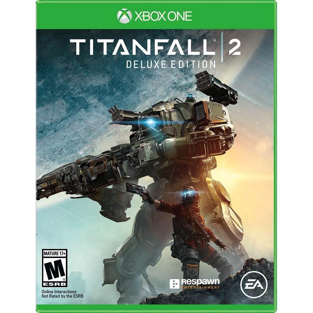 Titanfall 2 Deluxe Edition  Gaming CD forXbox One