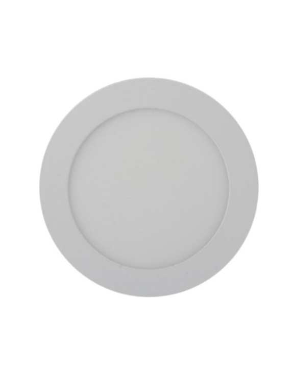 LED Round Recessed Ceiling Panel - 3W
