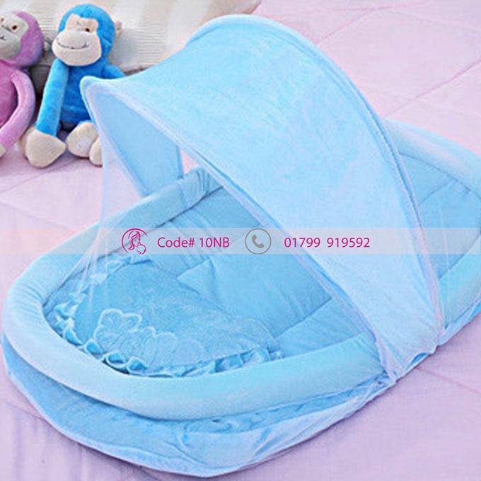 Mosquito Net Room For Kids - Sky Blue