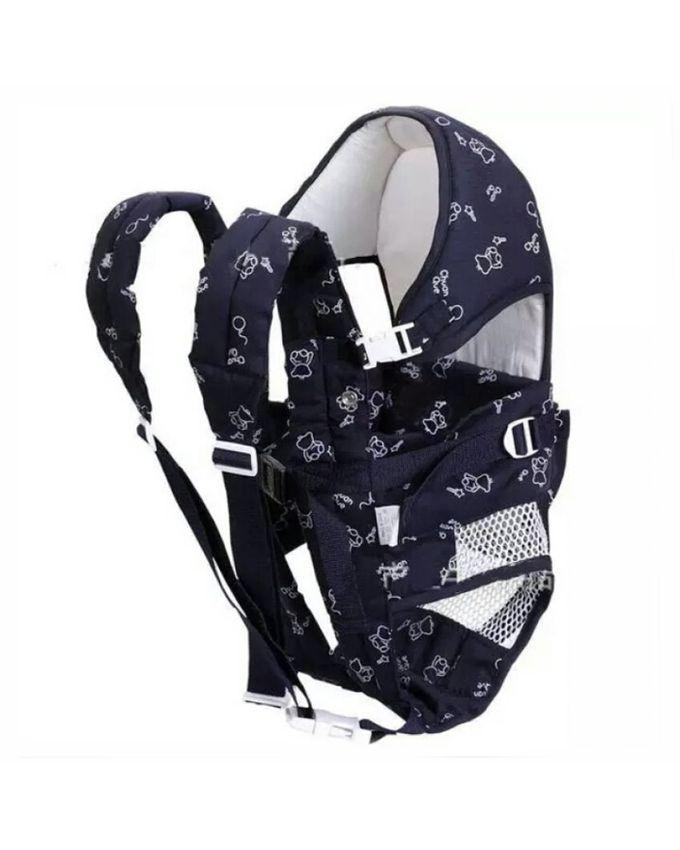 6 In 1 Soft Baby Carrier - Multi color