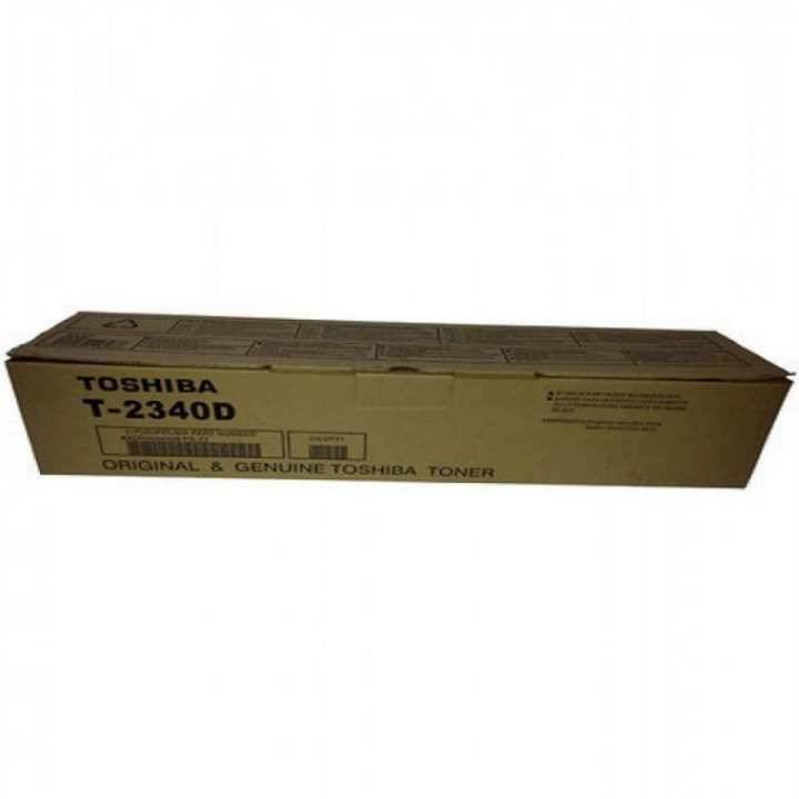 Toner Cartridge T-2340D Genuine for Toshiba e-STUDIO 232 233 282 - Black