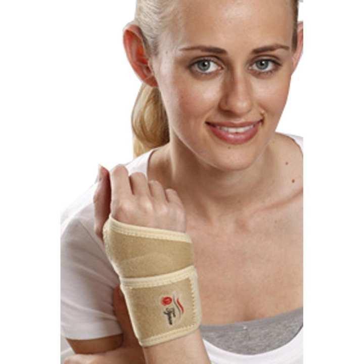 Wrist Brace With Thumb - Ash