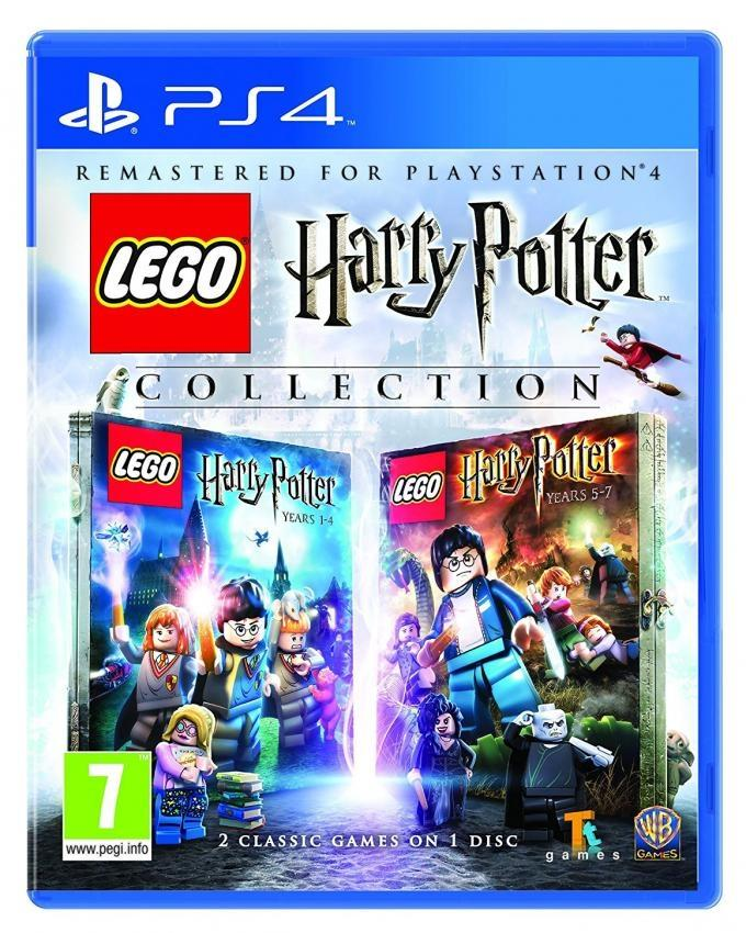 Lego Harry Potter Collection Gaming CD for Play Station 4 (PS4)