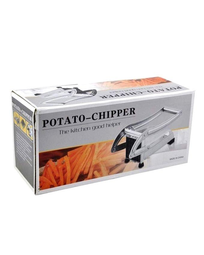 Potato Chopper - Silver